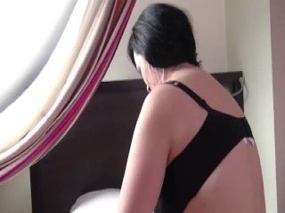 MilF sucking Black DicK