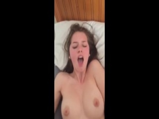 Big ass milf loves to suck and fuck massive cocks