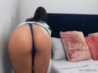 Curvy Japanese fucked and facialed after solo with toy